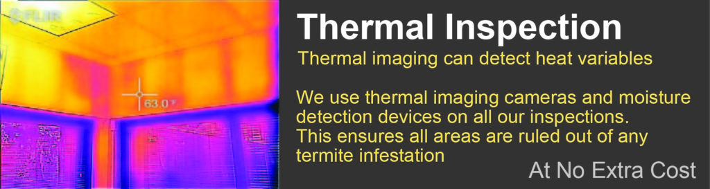 thermal camera inspection Byron Bay
