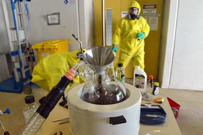 Testing your home for Methamphetamine use or manufacture
