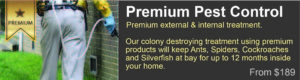 Premium Pest Control Information