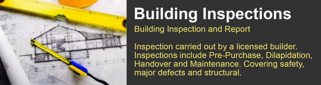 Building And Pest Inspection Pottsville