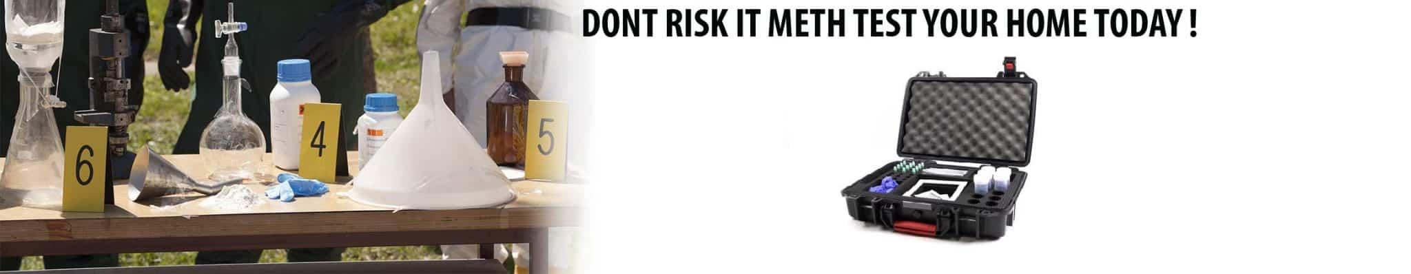 Methamphetamine testing Gold Coast & Brisbane